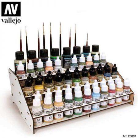 acrylicos vallejo 26007 expositor AV Organizador Modulo Frontal