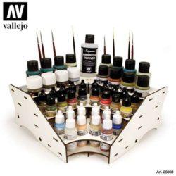 acrylicos vallejo 26008 expositor AV Organizador Modulo Lateral