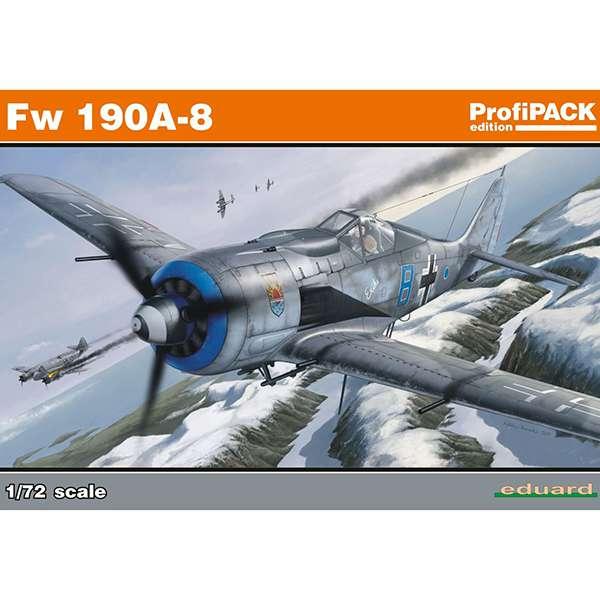 eduard 70111 Focke-Wulf Fw 190A-8