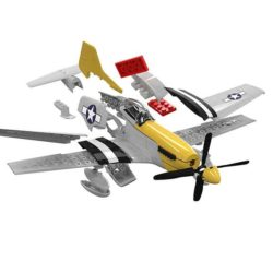Airfix j6016 Mustang P-51D QUICK BUILD