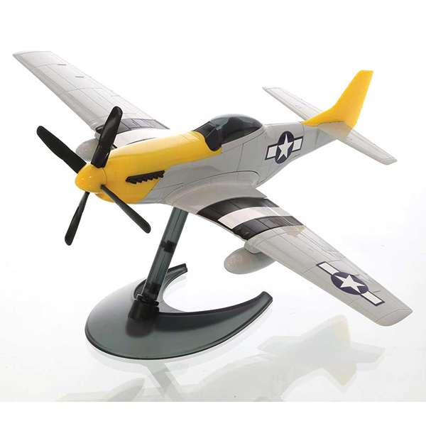 Mustang P-51D QUICK BUILD - Mister Model