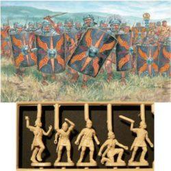 italeri 6047 Roman Infantry I Cent AD