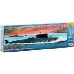zvezda 9007 Submarino K-141 Kursk