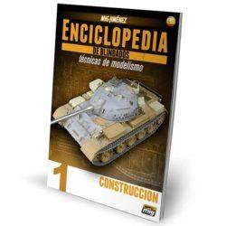 A.MIG 6160 Enciclopedia de técnicas de modelismo de blindados vol 1 construcción