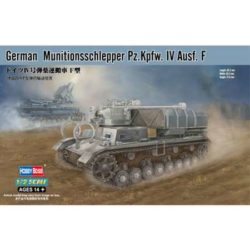 hobby boss 82908 German Munitionsschlepper Pz.Kpfw. IV Ausf. F