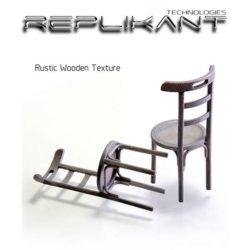 replikant technologies 357006 Rustic Chair Las clásicas sillas de madera desde el S.XIX hasta la actualidad, fielmente reproducidas a escala 1/35