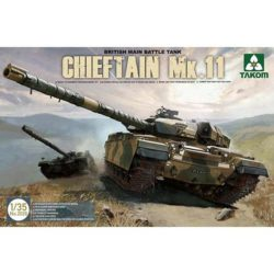 takom 2026 British Chieftain Mk.11takom 2026 British Chieftain Mk.11