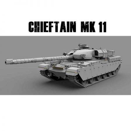 takom 2026 British Chieftain Mk.11