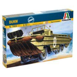 italeri 7022 DUKW Amphibious Truck