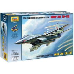 zvezda 7278 Mikoyan MiG-29S (9-13) Caza Ruso
