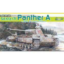 dragon 6358 Sd.Kfz.171 Panther A Late Production