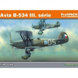 eduard 8191 Avia B-534 III Serie