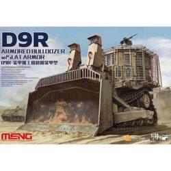 meng mode ss-010 IDF D9R Armored Bulldozer w/Slat Armor