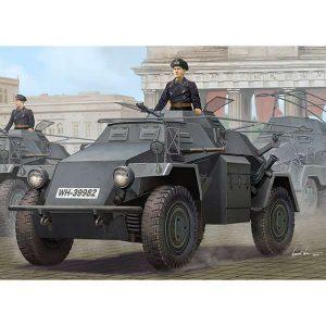 HOBBY BOSS 83817 German SdKfz 223 Leichter Panzerspahwagen 1st Series