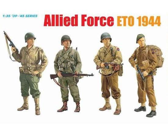 dragon 6653 Allied Force ETO 1944