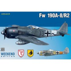 eduard 7430 Focke Wulf Fw 190A-8/R2 Weekend