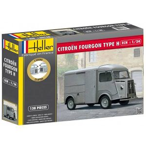 heller 80768 Citroen Fourgon Type H
