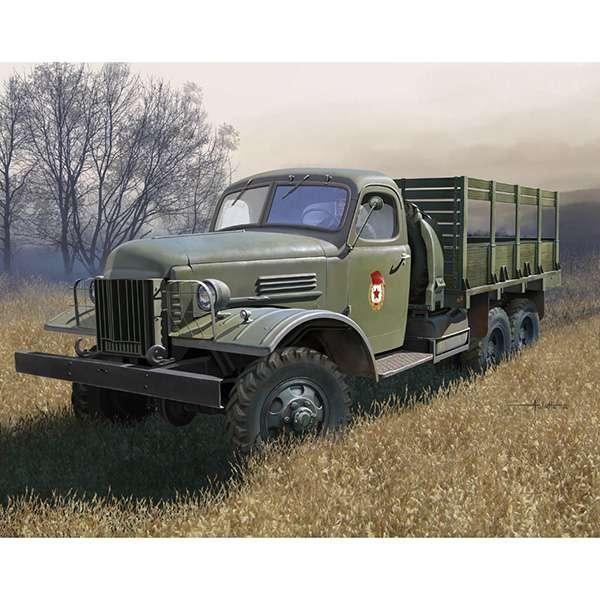hobbyboss 83845 Russian ZIS-151