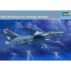 trumpeter 02873 ERA-3B Skywarrior Strategic Bomber