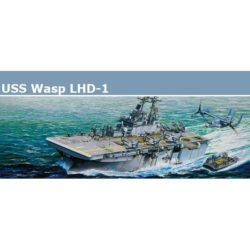 trumpeter 05611 USS Wasp LHD-1