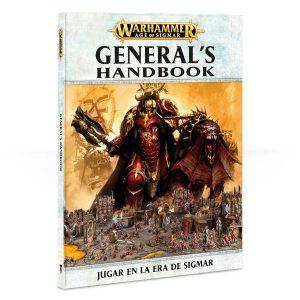 80 14 03 Warhammer Age of Sigmar - General's Handbook Jugar en la era de Sigmar