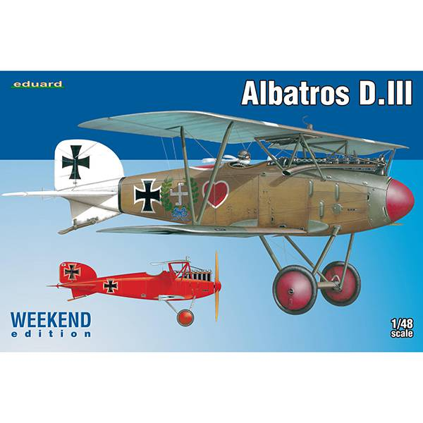 eduard 8438 Albatros D.III Weekend Edition