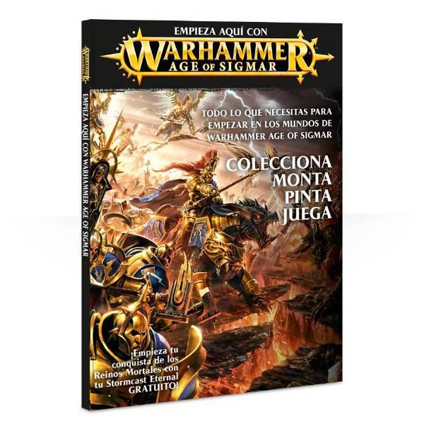 Empieza Aquí con Warhammer Age of Sigmar