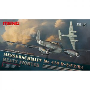 meng model ls-004 Messerschmitt Me410B-2/U2/R4 Heavy Fighter