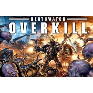games workshop DW1-03 Deathwatch Overkill