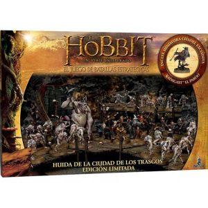El Hobbit: Huida de la Ciudad de los Trasgos