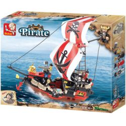 sluban m38 b0127 SlubanLarge Pirate Ship