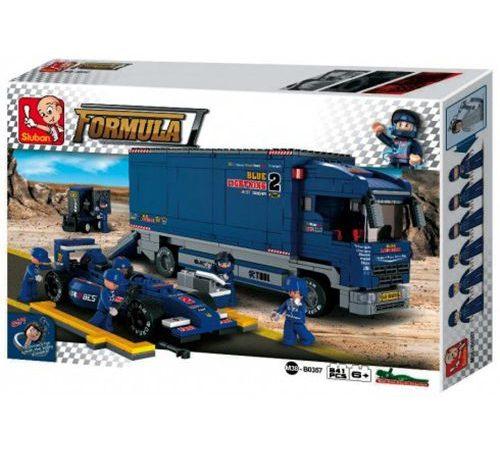 sluban m38 b0357 Sluban Formula F1 Truck