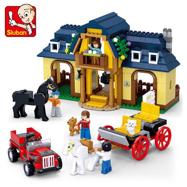 sluban m38 b0560 Sluban Horse Farm