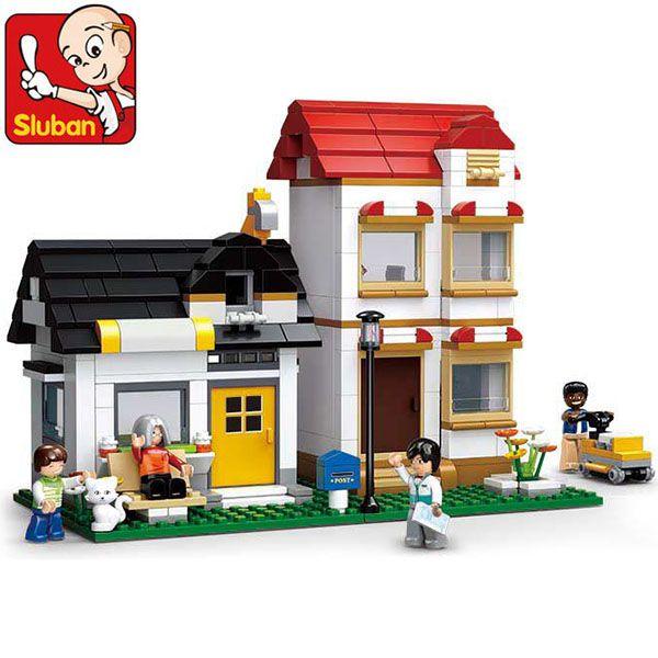 sluban m38 b0573 Sluban Banya and Roufis Apartament