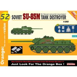 dragon f9152 Soviet SU-85M Tank Destroyer