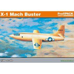 eduard 8079 Bell Aircraft X-1 Mach Buster