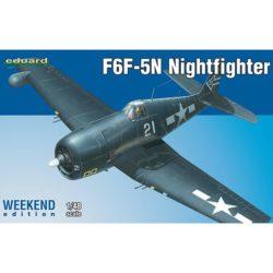 eduard 84133 F6F-5N Nightfighter Weekend Edition