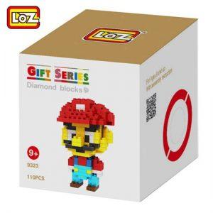 loz 9338 diamond blocks Loz 9338 Mario 160pcs