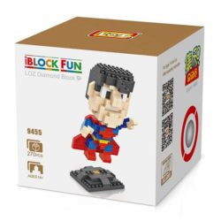 Loz 9455 Superman 270pcs