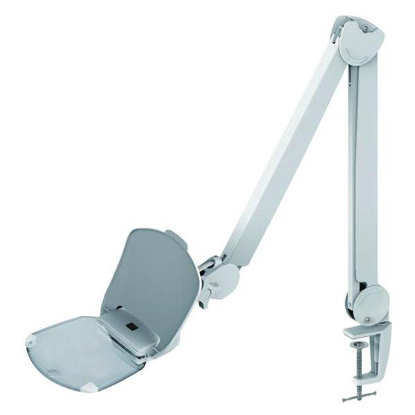 afizon 1608603 Flexo Lupa de Mesa 6 LEDS 3 Dioptrias