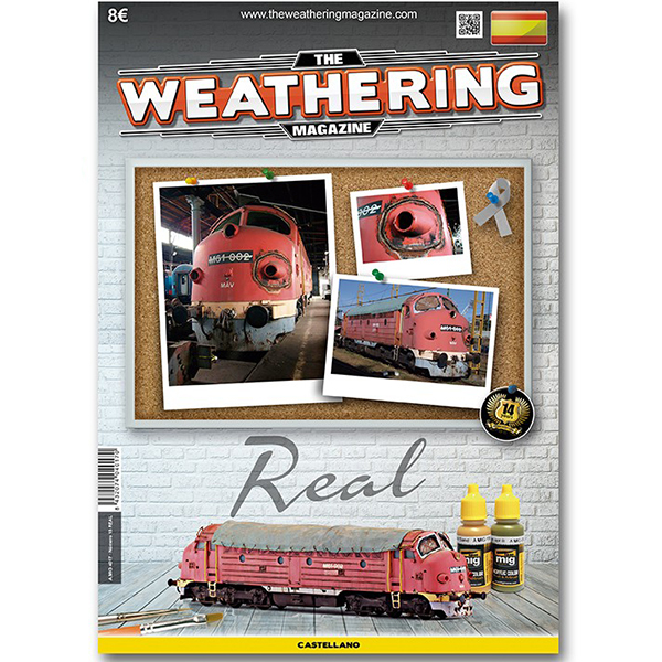 amig4017 THE WEATHERING MAGAZINE Nº018 REAL