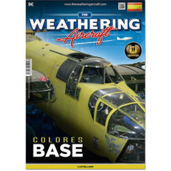 amig5104 THE WEATHERING AIRCRAFT Nº004 Colores Base