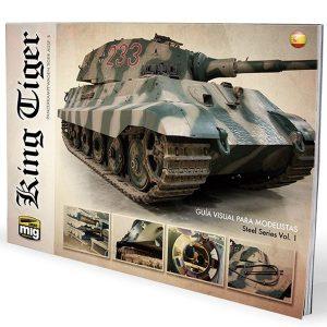 amig6023 King Tiger Guía Visual Para Modelistas