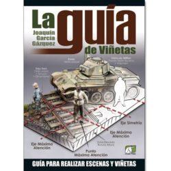 lgv-es Guía de Viñetas Joaquín Garcia Gazquez nos enseña todos los secretos de la creación y composición de una viñeta