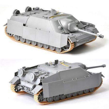 dragon 6843 Jagdpanzer IV A-0 Kit en plástico para montar y pintar.