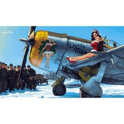 eduard 11103 P-47D Dottie Mae 1/32