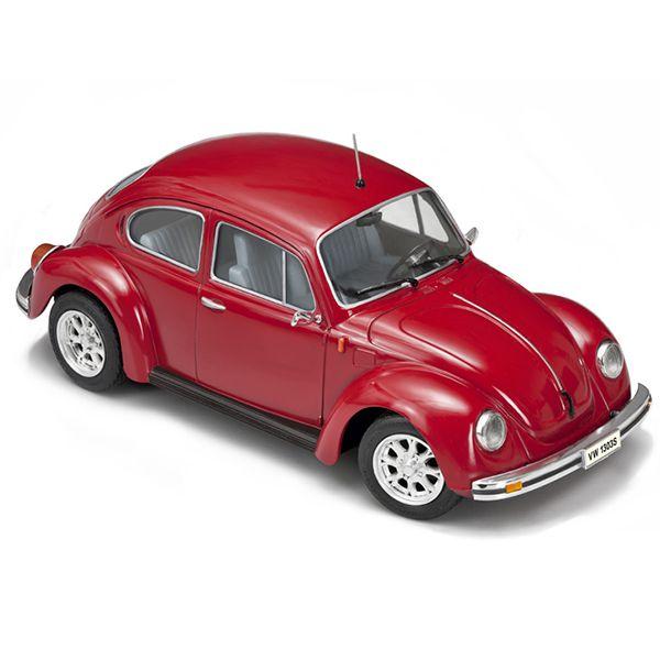 italeri 3708 Volkswagen VW1303S Beetle Coupe Kit en plástico para montar y pintar.