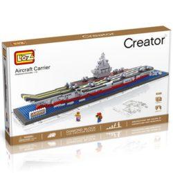 loz 9390 Liaoning Aircraft Carrier 1300PCS