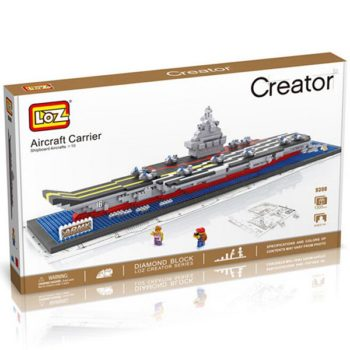 loz 9390 Liaoning Aircraft Carrier 1300PCS