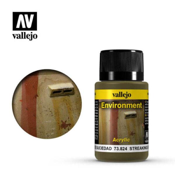 acrylicos vallejo 73824 Rastros de Suciedad 40ml